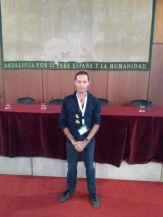 Benito en el Parlamento